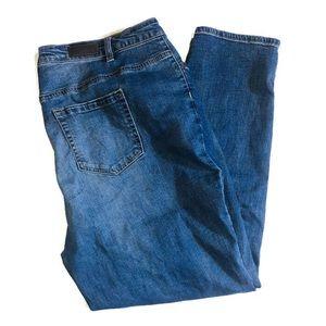Kenneth Cole reaction boyfriend jeans size 20W